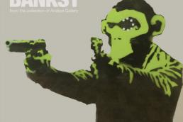 Banksy from the Collection of Andipa Gallery