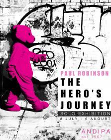 Paul Robinson, The Hero's Journey