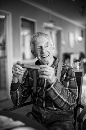 Mark Seymour :A Harmonica for Ronnie
