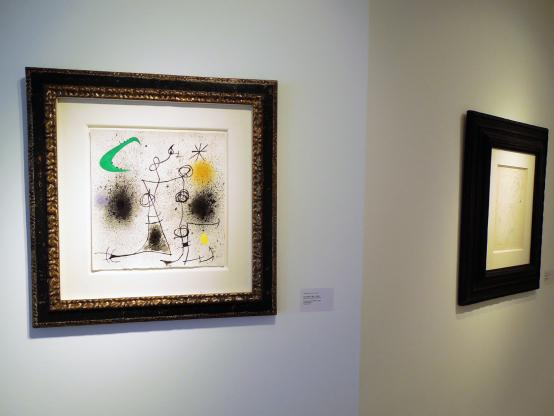Joan Miro:The Masters: Miro, Matisse & Dali