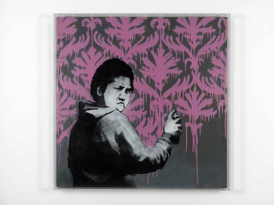 Banksy:Go Flock Yourself