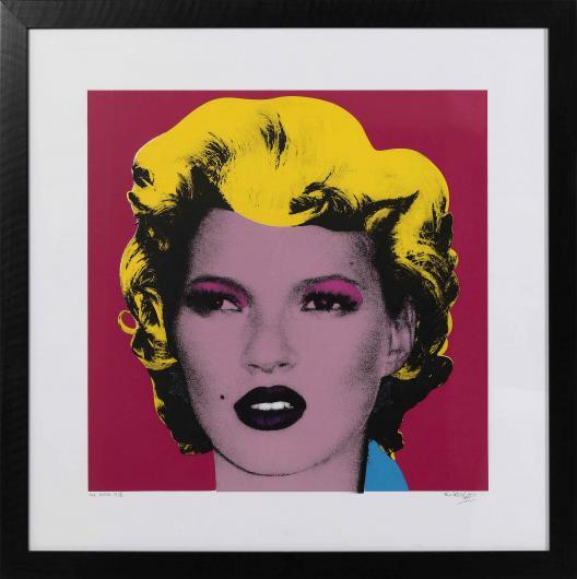 Banksy:Kate