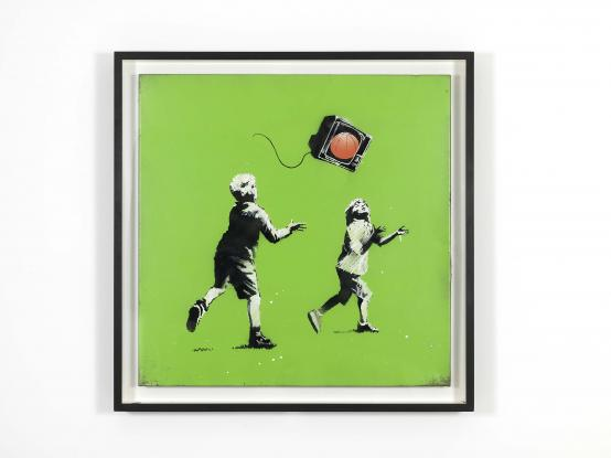 Banksy:No Ball Games