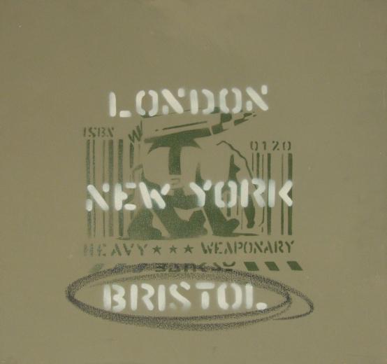 Heavy Weaponary (London, New York, Bristol)
