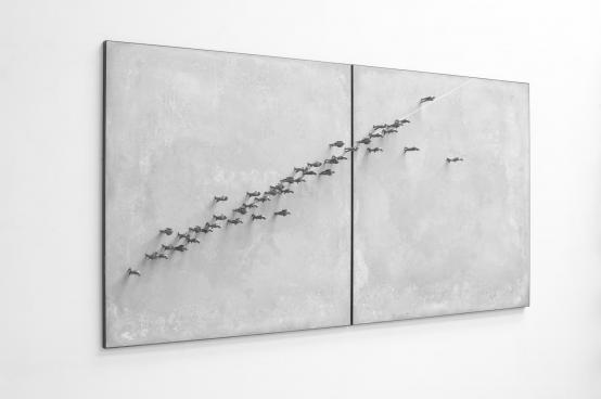 Peter Burke:Broken Line
