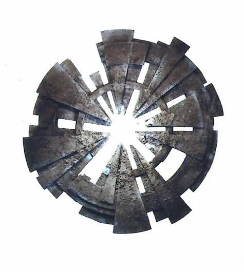 Ian Garlant:Cold Star II