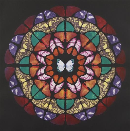 Damien Hirst:Altar (Sanctum)