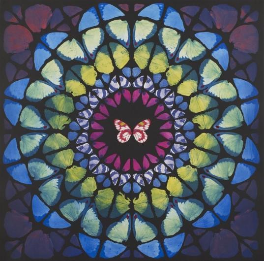 Damien Hirst:Spire (Sanctum)
