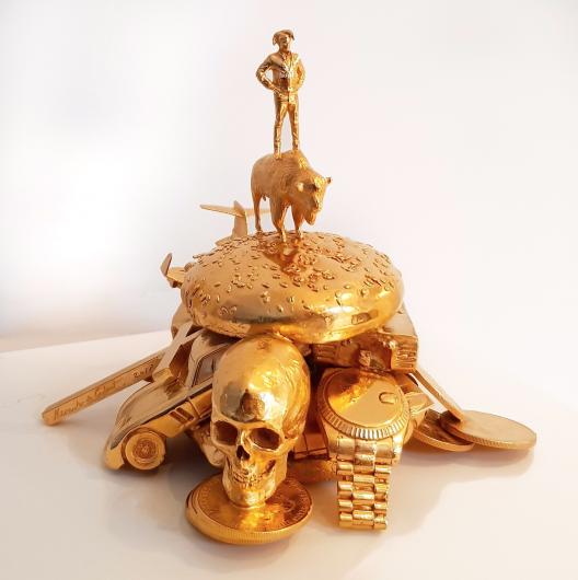 Alexander de Cadenet:Jester Burger II