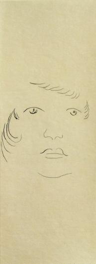 Henri Matisse:Loulou - Masque