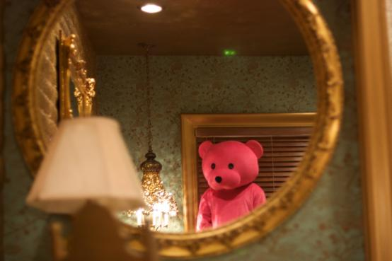 Paul Robinson:Motel Bear