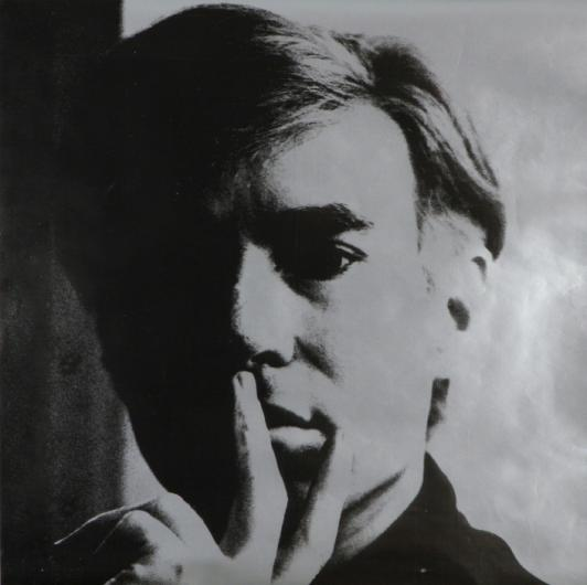 Andy Warhol:Self-Portrait, II.16