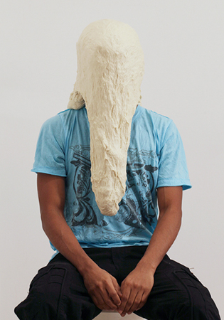 Soren Dahlgaard:Hiran, 24 (London Dough Portrait)