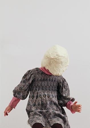 Soren Dahlgaard:Siena, 5 (London Dough Portrait)