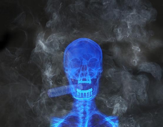 Alexander de Cadenet:The Smoker