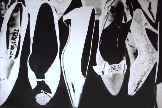 Andy Warhol:Unique Shoes