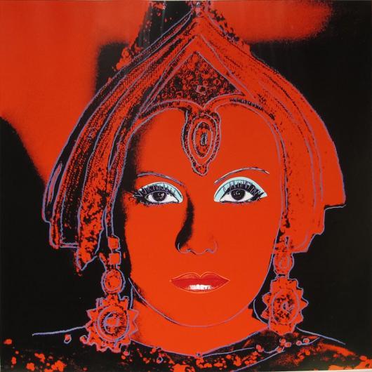Andy Warhol:The Star II.258
