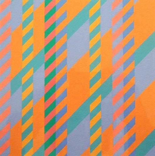 Bridget Riley:October, Bassacs