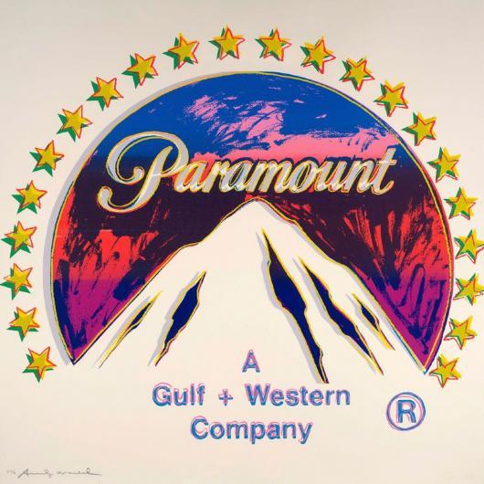 Andy Warhol:Ads: Paramount, F & S II.352