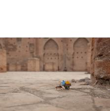 Slinkachu:Out of Time