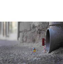 Slinkachu:The Lair