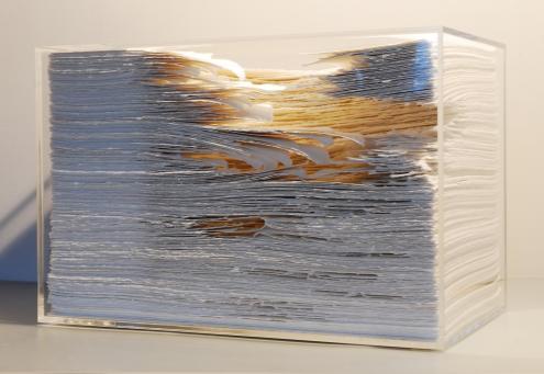 Angela Glajcar:Terforation II 090