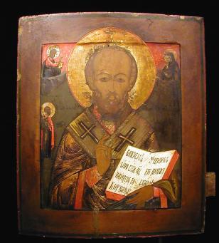Icons:St Nicholas