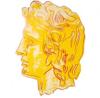 Andy Warhol:Alexander the Great, II.291