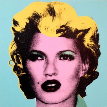 Banksy:Kate (Original Colourway)