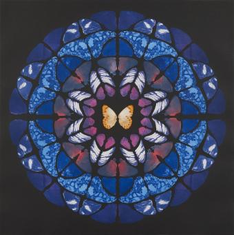 Damien Hirst:Dome (Sanctum)