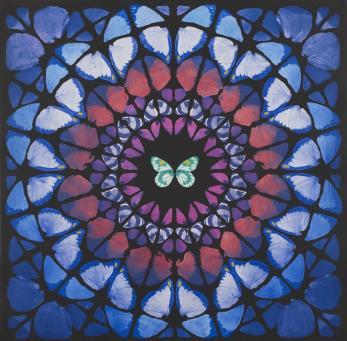 Damien Hirst:Minaret (Sanctum)