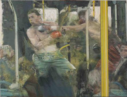 Nicola Pucci:Incontro su Bus