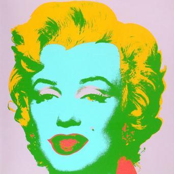 Andy Warhol:Marilyn Monroe (Marilyn), (FS.II.28)
