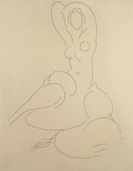 Henri Matisse:Nu Pour Cleveland