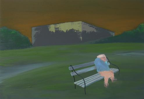 Andrew Munoz:Sunrise (Monument)