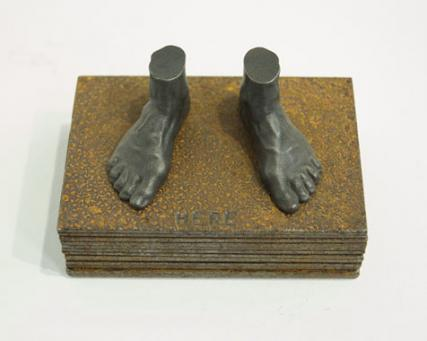 Peter Burke:Here Maquette
