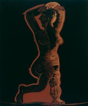 Pablo Picasso:Grand Nu de Femme