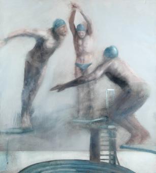 Nicola Pucci:Divers (Tuffatori)