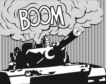 War Boutique:BOOM