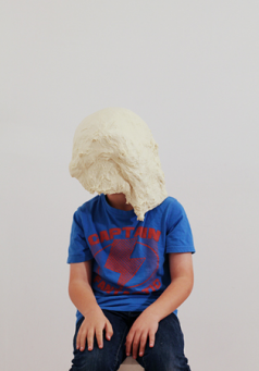 Soren Dahlgaard:Arthur, 8 (London Dough Portrait)