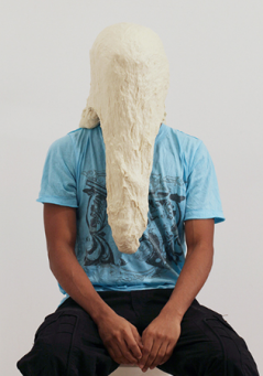 Soren Dahlgaard:Hiran, 24 (London Dough Portrait)
