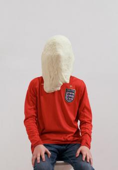 Soren Dahlgaard:Richard, 9 (London Dough Portrait)