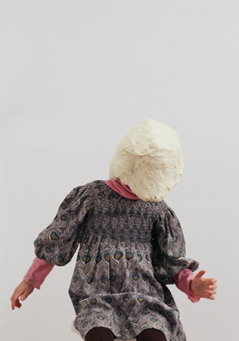Soren Dahlgaard:Siena, 5 (London Dough Portrait)