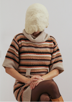 Soren Dahlgaard:Tina, 41 (London Dough Portrait)