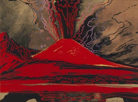 Andy Warhol:Vesuvius, F & S II.365