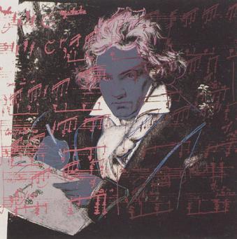 Andy Warhol:Beethoven, F & S II.391