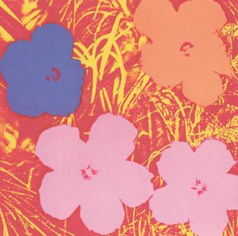 Andy Warhol:Flowers, F & S II.69