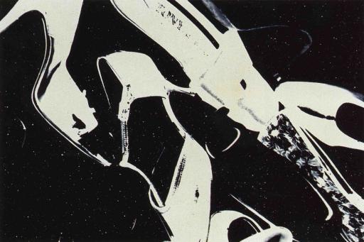 Andy Warhol:Shoes, F & S II.255