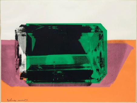 Andy Warhol:Gems, F & S II.188