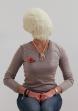 Soren Dahlgaard:Elena, 29 (London Dough Portrait)